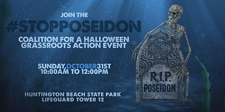 Grassroots Action Event: R.I.P. PO$EIDON tickets