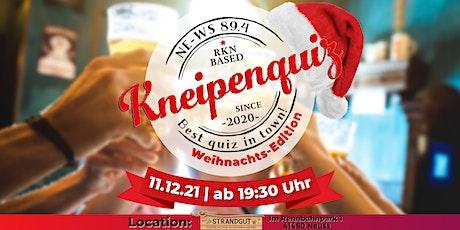 Kneipenquiz Weihnachts-Edition Tickets