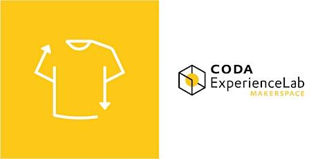 Kledingruilmarkt @ CODA ExperienceLab tickets