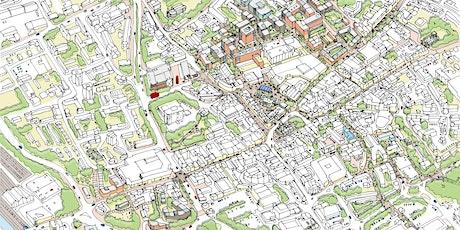 Northants Society of Architects presents Northampton Masterplan with 5Plus tickets