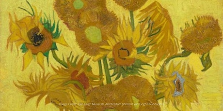 Paint Van Gogh Sunflowers (with Tia) tickets
