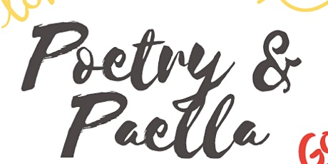 Poetry & Paella tickets
