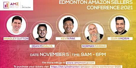 Edmonton Amazon Sellers Conference 2021 tickets