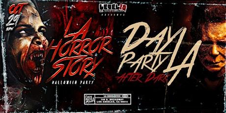 LA Horror Story tickets