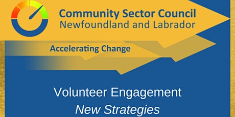 Volunteer Engagement: New Strategies tickets