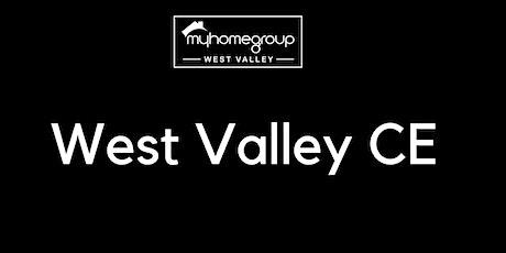 West Valley CE tickets