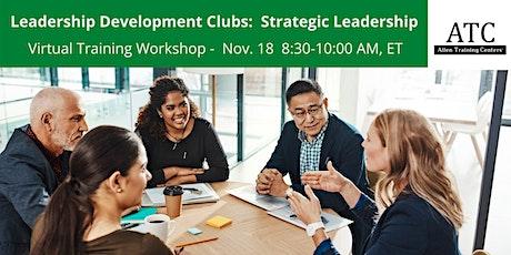 Strategic Leadership tickets