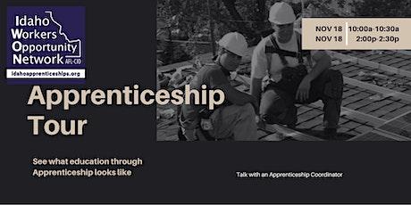 Apprenticeship Tour tickets