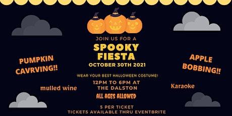Spooky Fiesta tickets