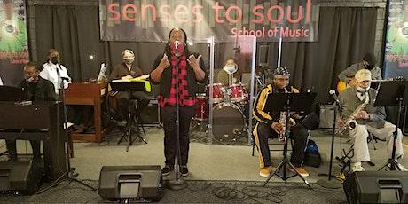 Senses To Soul School Of Music Fundraiser  November 20, 2021 tickets