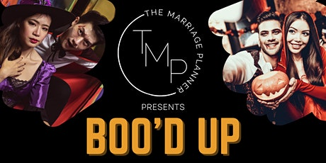 The Marriage Planner Presents: Boo'd Up tickets