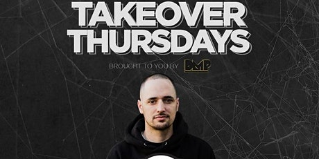 Takeover Thursdays Halloween @ The Valencia Room - 10/28/21 tickets