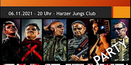 Rammstein Party Tickets