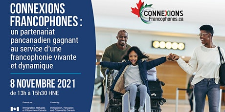 Semaine nationale de l'immigration francophone billets