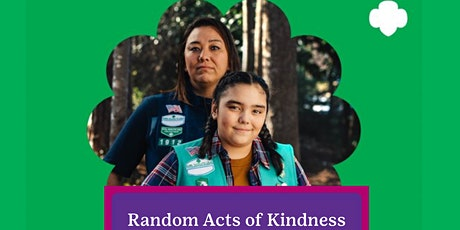 Random Acts of Kindness with Girl Scouts tickets