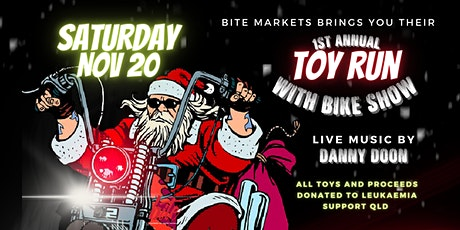 Motorcycle Toy Run with Bike Show tickets