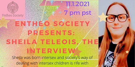 Entheo Society Presents: Sheila Teleois The Interview tickets