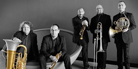 Internationally Renowned Quintet - Spanish Brass tickets