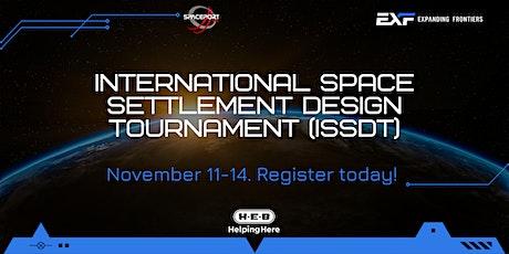 International Space Settlement Design Tournament tickets