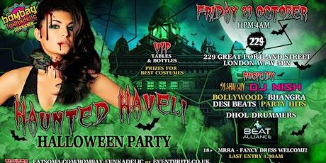 Haunted Haveli Halloween Party tickets