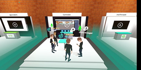 StrtupBoost Virtual Startup Expo In The Metaverse tickets