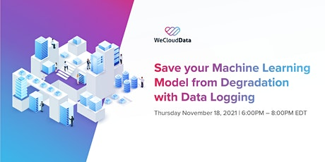 Save your Machine Learning Model from Degradation with Data Logging tickets