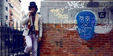 Concert Blues,Ladell Mclin ,Guitariste Chanteur, Paris billets