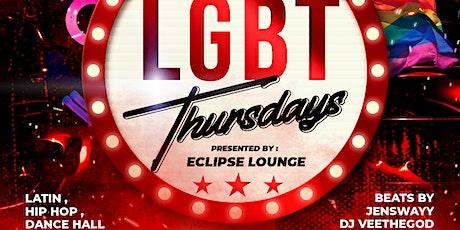 LGBTQ+  LATIN THURSDAYS tickets