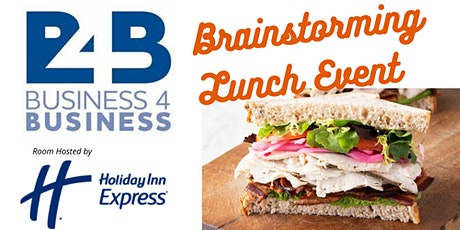 Business 4 Business: Brain Storming Lunch tickets