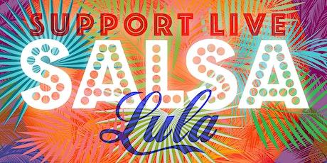 Salsa Saturday with Lula All Stars tickets