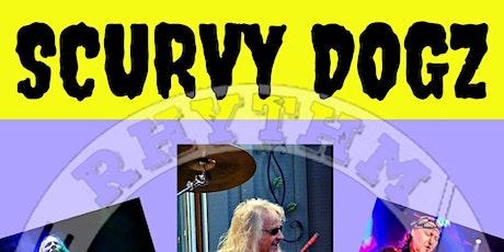 SCURVY DOGZ @ Rhythm & Brews tickets