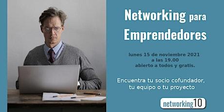 OpenZoom: networking para emprendedores y autónomos (en Madrid) entradas