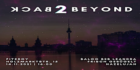 Back 2 Beyond tickets