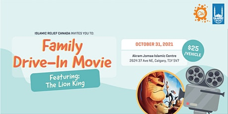 The Lion King: Drive-In Movie | Calgary tickets