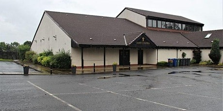 St Columba's Renfrew - Vigil Mass - 30th October 2021 tickets