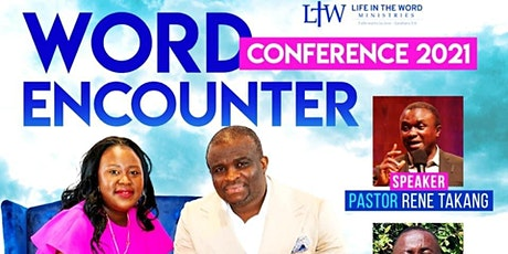 Word Encounter Conference tickets