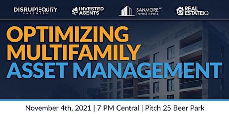 Optimizing Multifamily Asset Management tickets