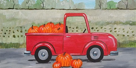 """Sip and Paint - """"Harvest Truck""""  Nicolosi's on 5th tickets"""