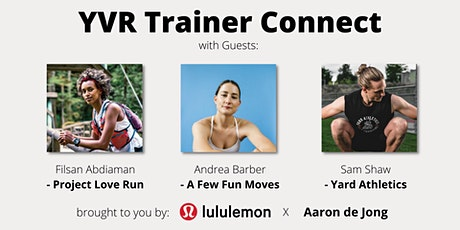 YVR Trainer Connect tickets