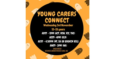 Young Carers Connect tickets