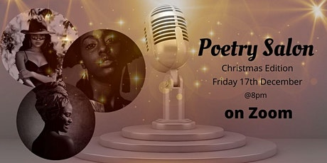 Poetry Salon (Christmas Edition) tickets