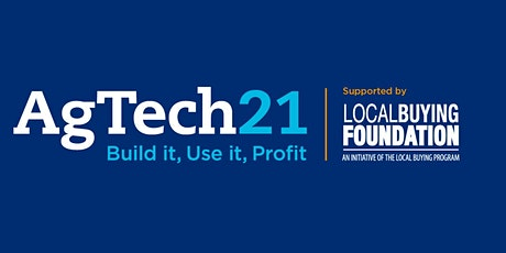 AGTECH21 Satellite Event at the AgTech and Logistics Hub tickets