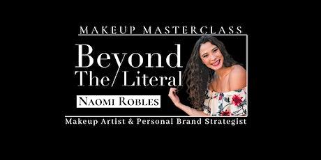 Camera Ready Makeup Masterclass tickets