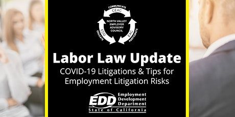 Labor Law Update with Tips on COVID-19 Litigation Risks tickets