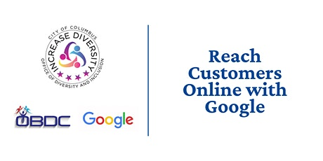 Increase Diversity: Reach Customers Online with Google tickets