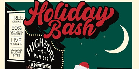 Houston Real Producers Holiday Bash tickets