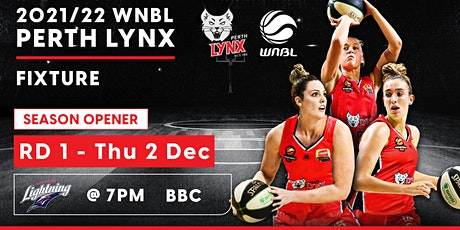 Perth Lynx vs Adelaide - HOME OPENER tickets