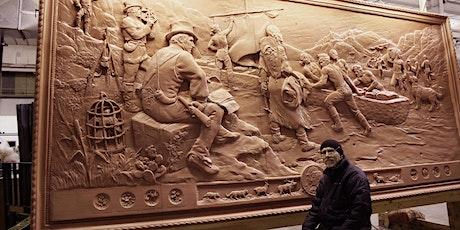 Eugene Daub: Monumental, Artist Talk and Exhibition Tour tickets