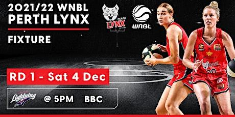 Perth Lynx vs Adelaide - GAME 2 tickets