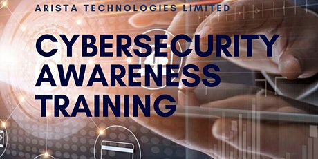 Cybersecurity awareness training tickets